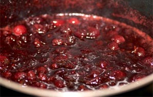Cranberry & Balsamic Onion Marmalade
